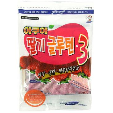 경원산업 아쿠아 딸기글루텐3 (붕어떡밥)